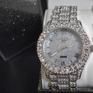 3fa489172f Other - Weekend Sale!!! Iced Out Watch for low price